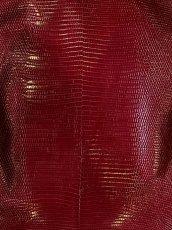 画像2: リザード ボルドー  27cm (2)