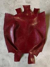 画像1: リザード ボルドー  28cm (1)
