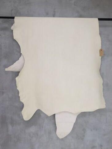 画像1: 牛 Mシーラ オフホワイト (1)