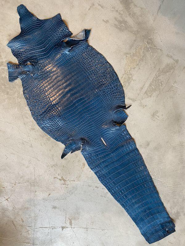 画像1: スモールクロコ ブルー (1)