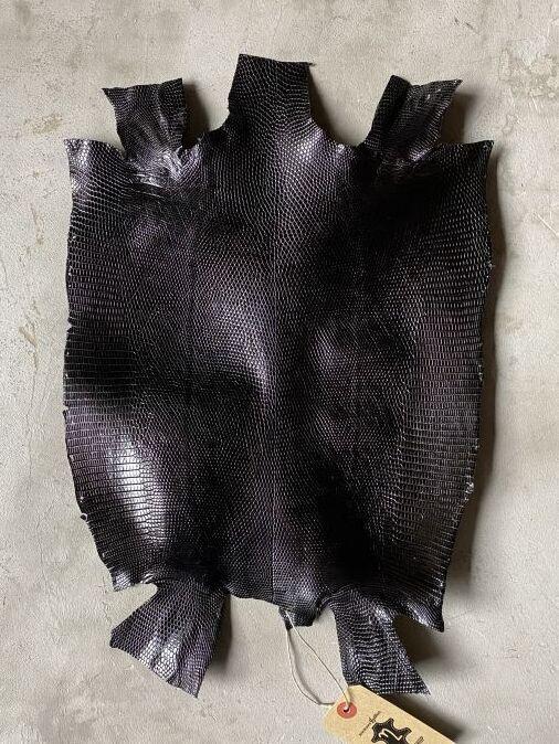 画像1: リザード ブラック 29cm (1)