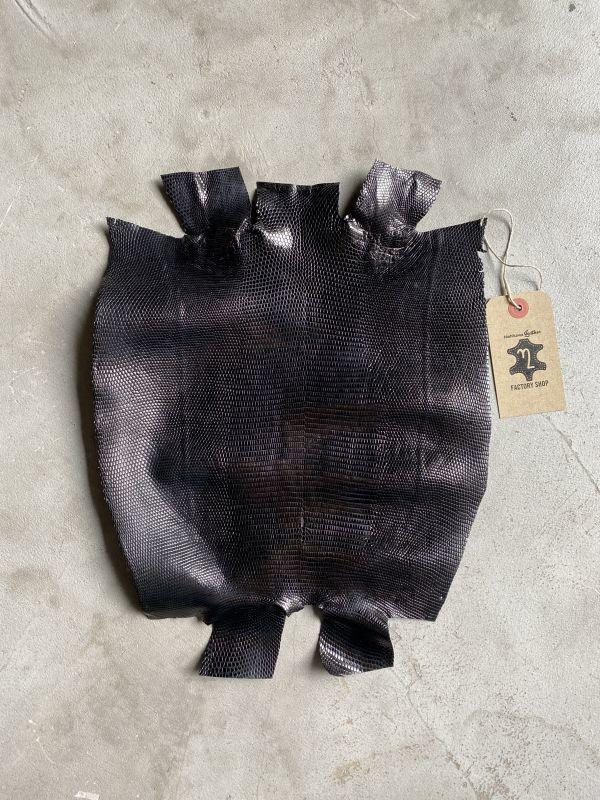 画像1: リザード ブラック (1)