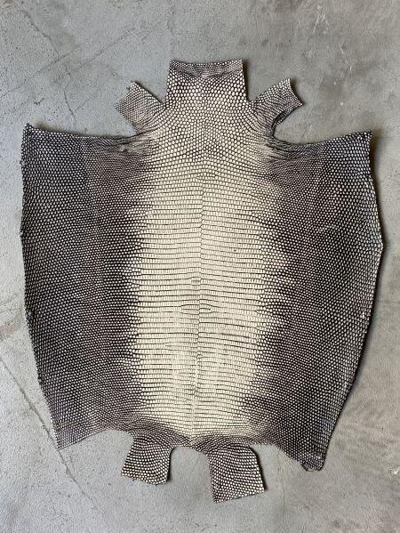 画像1: リザード 白黒グラデーション 29cm (1)