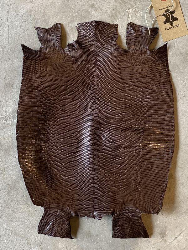 画像1: リザード ブラウン  27cm (1)