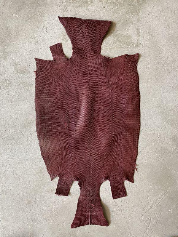 画像1: リザード ボルドー  29cm (1)